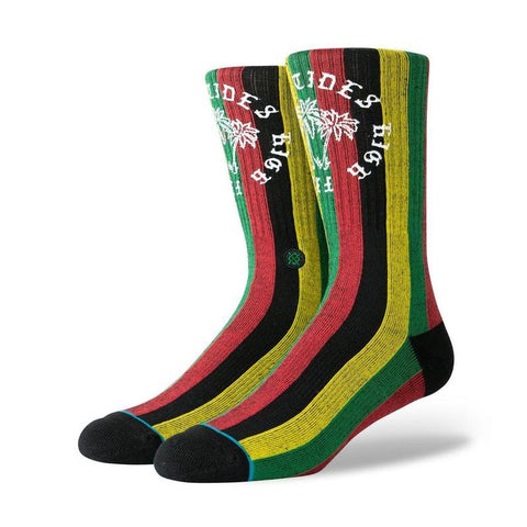 Stance Socks Foundation High Fives - Wake Stoff