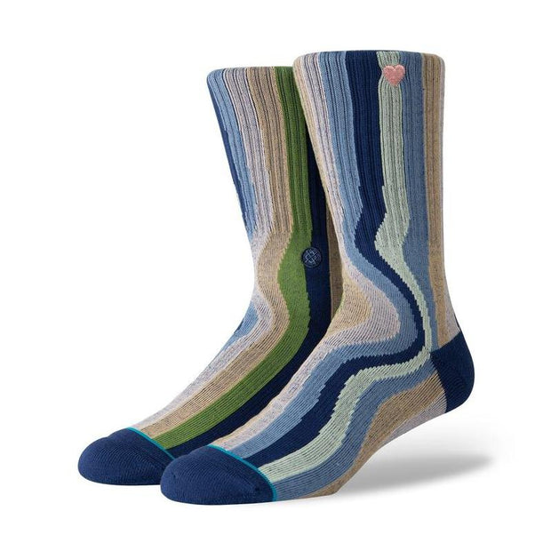 Stance Socks Surf-Skate Drip Out - Wake Stoff