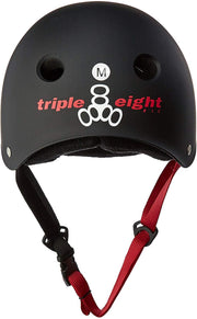 Triple8 Halo Water Helmet 888 rubber black - Wake Stoff