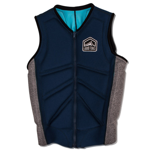 LIQUID FORCE Z-Cardigan Comp CE Weste - Wake Stoff