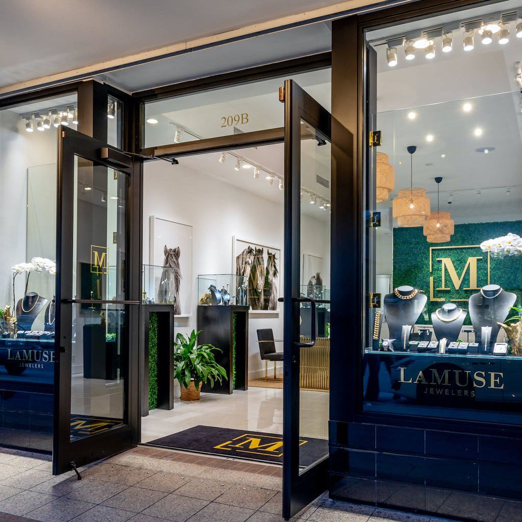 LaMuse Jewelers Opens On Worth Avenue