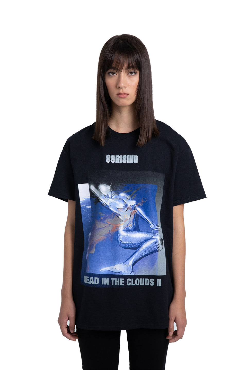 "HITC II ""Robot Mermaid"" Tee + Digital Album 88RISING"