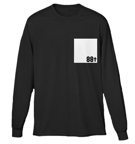 white block long sleeve 88RISING