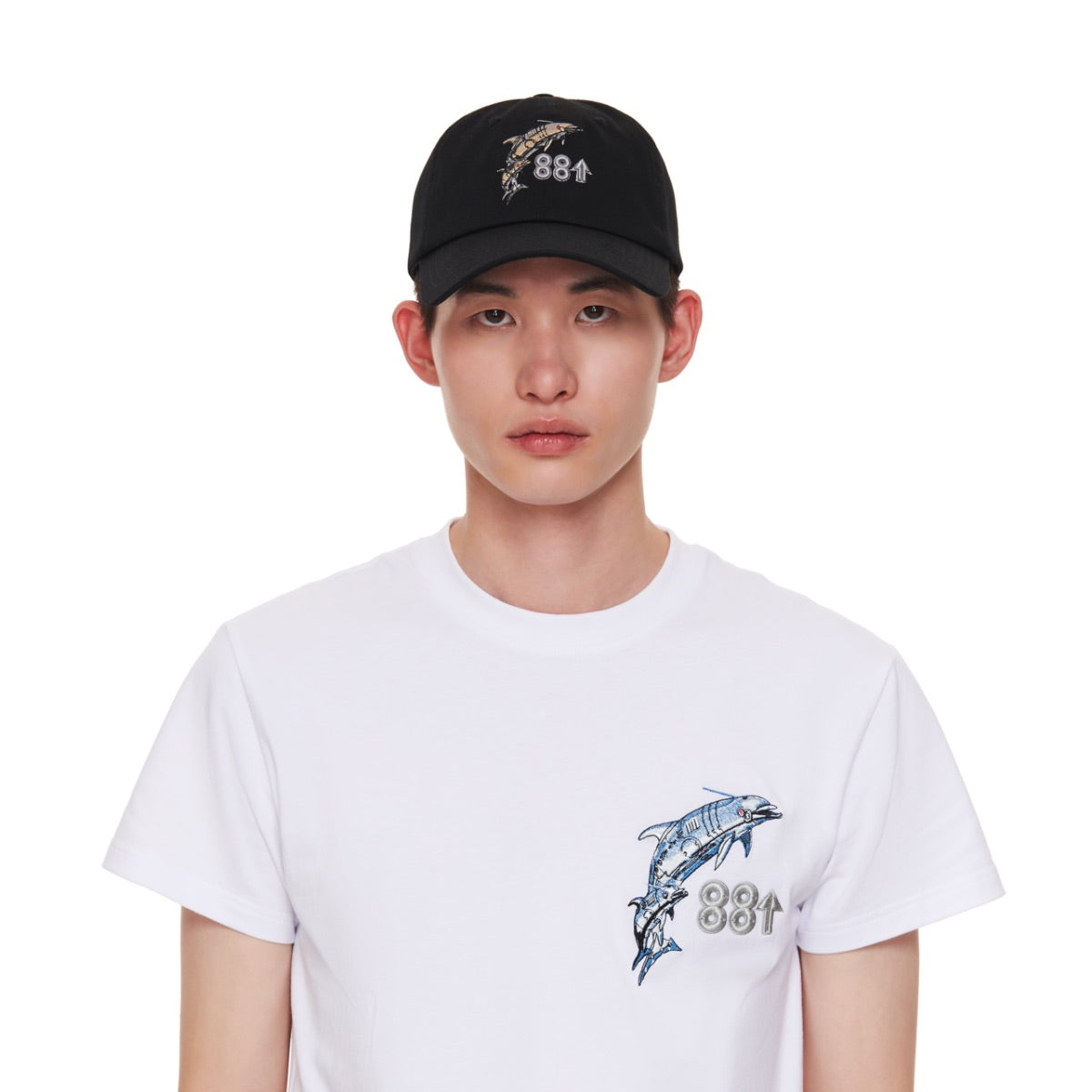 88SORAYAMA EMBROIDERED HAT
