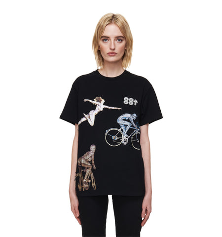 88SORAYAMA ROBOTIC MOVEMENT AR TEE