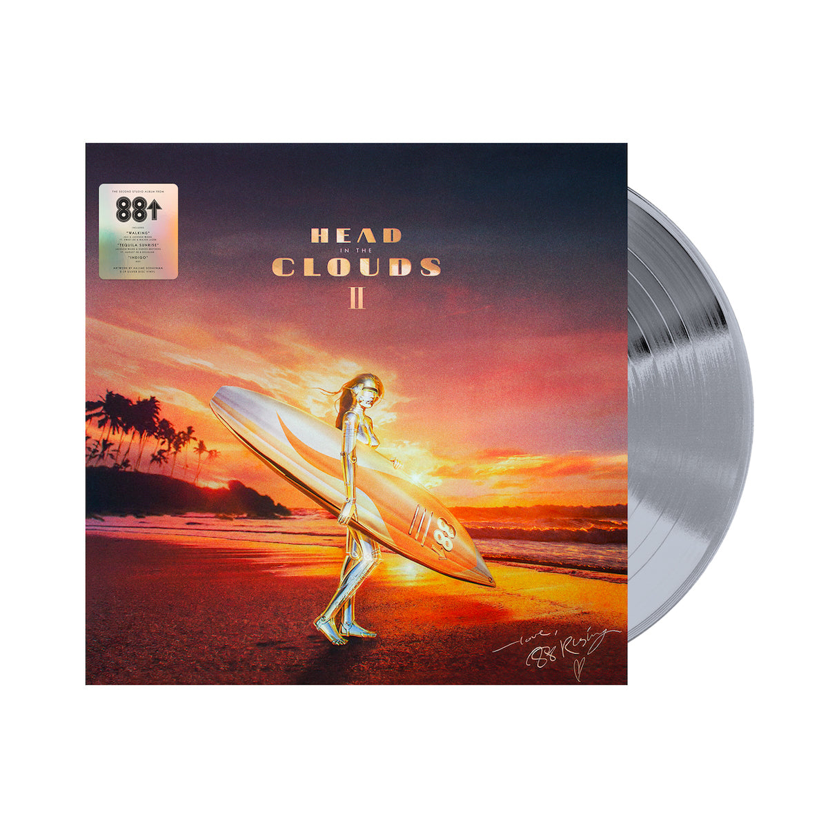 Head In The Clouds II Vinyl 2xLP