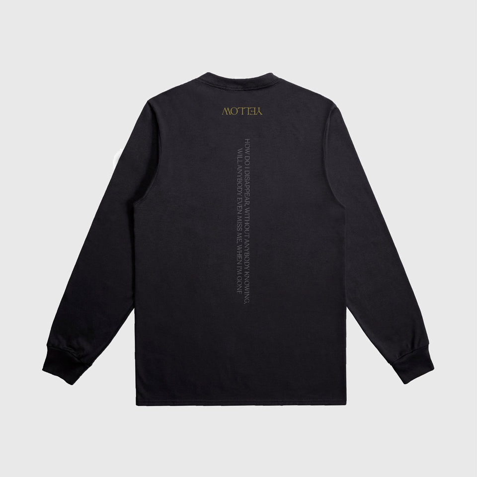YELLOW COVER ART LONGSLEEVE IN BLACK + DIGITAL ALBUM 88RISING
