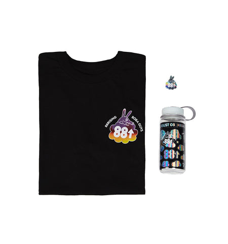 Boba Guys Head In The Clouds Merch Bundle 88RISING