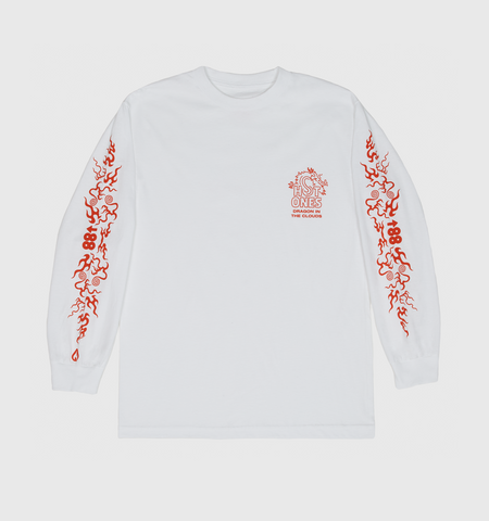 Dragon In The Clouds Long Sleeve