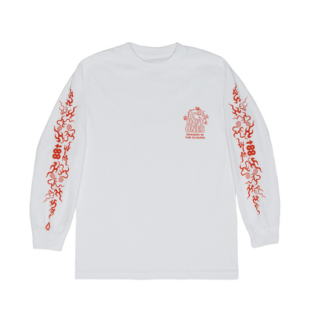 DRAGON IN THE CLOUDS HOT SAUCE + LONG SLEEVE + SUNGLASSES
