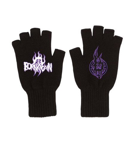 Born Again Logo gloves