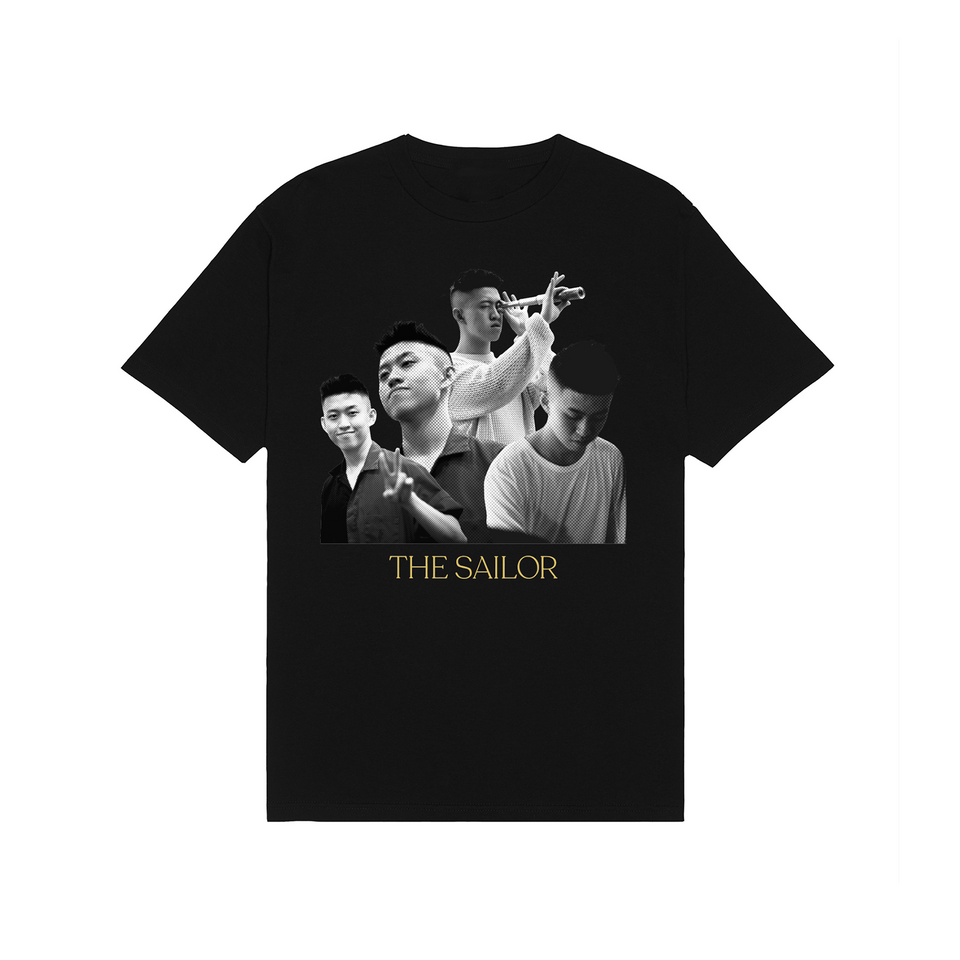 """THE SAILOR"" RICH BRIAN TEE + DIGITAL ALBUM"