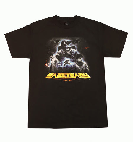 JOJI SANCTUARY GRAPHIC TEE