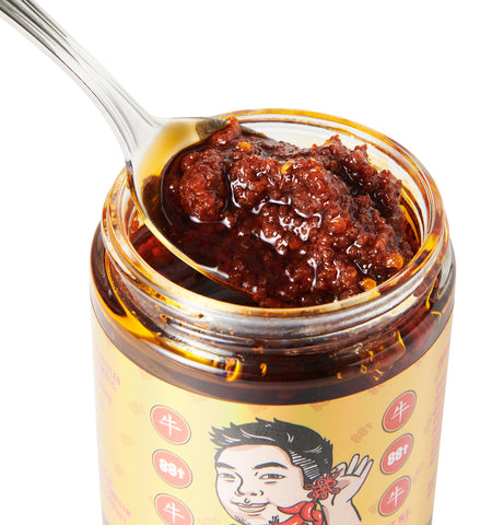 Sze Daddy Chili Sauce - LNY Edition