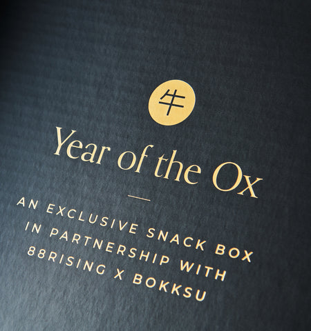 """Year of the Ox"" Bokksu Snack Box"