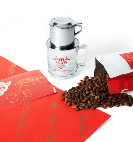 """Year of the Ox"" Vietnamese Coffee Kit"