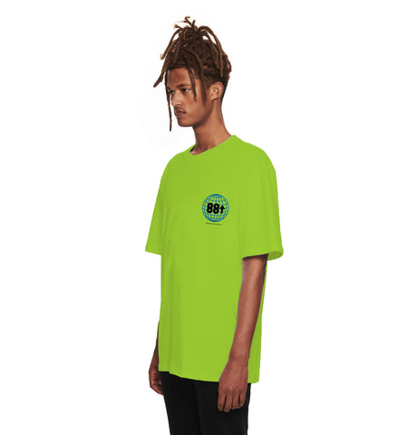 88 WORLD CORP NEON T-SHIRT