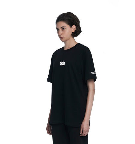 ESSENTIAL CORE T-SHIRT BLACK