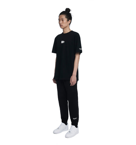 ESSENTIAL CORE SWEATPANTS BLACK