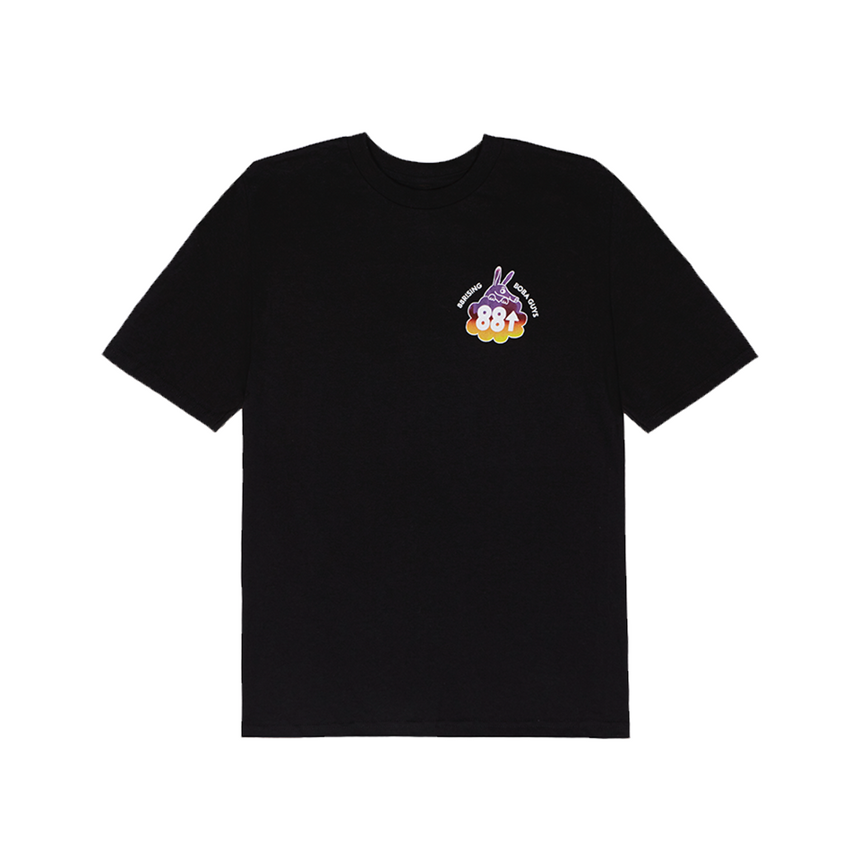 Boba Guys Head In The Clouds Merch Bundle