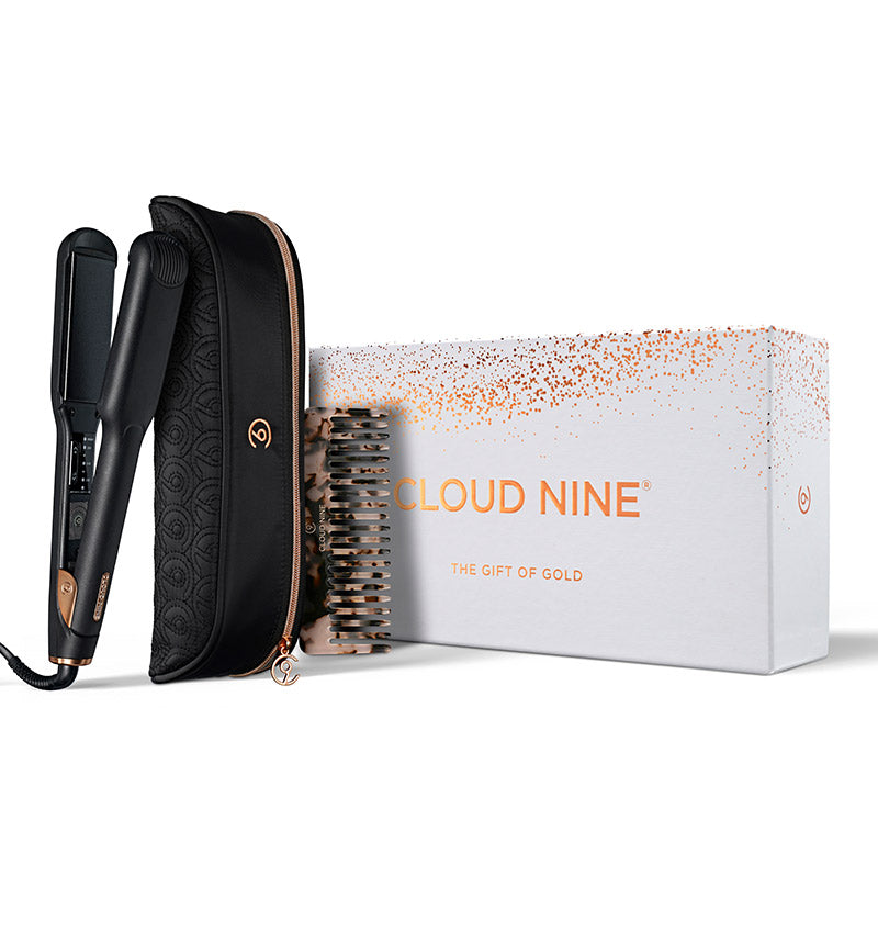 CLOUD 9 - LIMITED EDITION FOR CHRISTMAS - GIFT OF GOLD WIDE IRON
