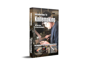 Introduction to Knife Making book