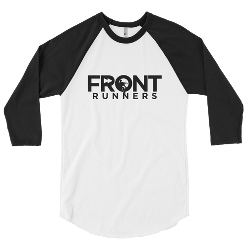 Front Runners Baseball Shirt