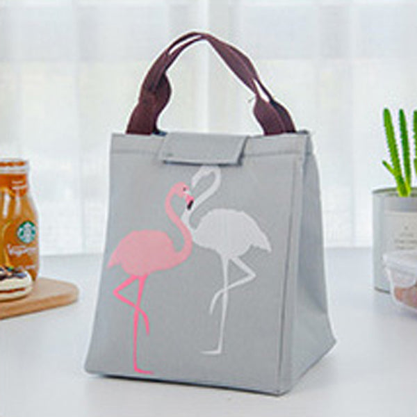 dcb4f7dd0a Flamingo Thermal Insulated Baby Bottle Bag