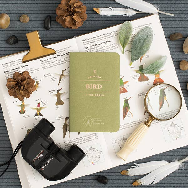 birds, bird watching, journal, notebook, writing, journaling, outdoor fun, outdoor adventure, bird lovers, log, log your adventures