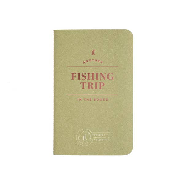 fishing, boat, adventures, passport, memories, friends, family, lure, bobber, fishing pole, journal