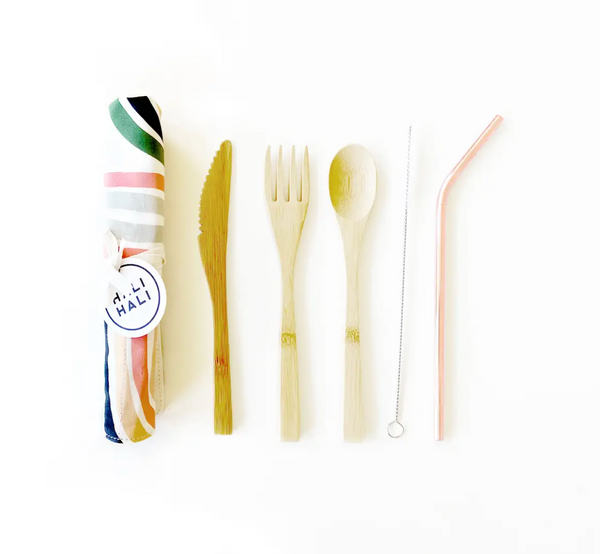The Reusable Cutlery Set