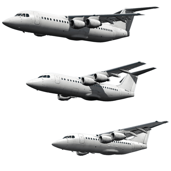 Avro RJ Series for X-Plane 11