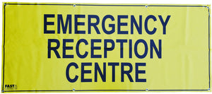 SIGN1015 - Reception Center Signage Set