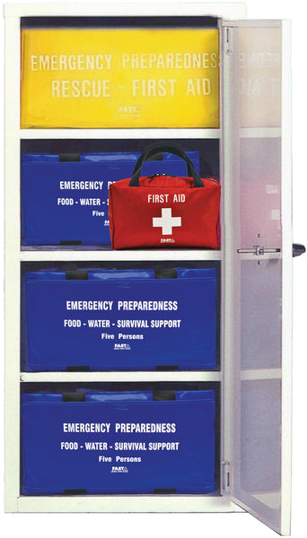 EMPP1170 - Emergency Cabinet (Single Door)