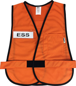 "VEST1185.6 - ICS/ESS/Volunteer Identification Vest with ""Koolnit"" fabric"