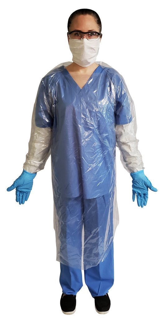 GOWN2000 - F.A.S.T. Level 3 Isolation Gown (w/o printing)