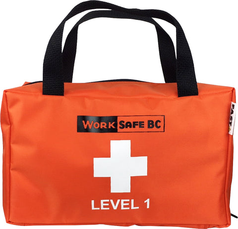 MKIT3030 - WorkSafeBC Level 1 First Aid Kit