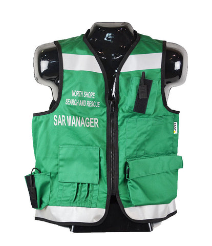 VEST1017.34 - Search & Rescue (SAR) Vest
