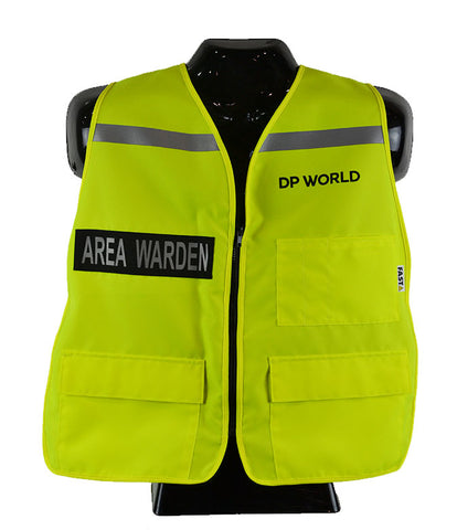 VEST1130.3 - High Visiblity Identification Vest
