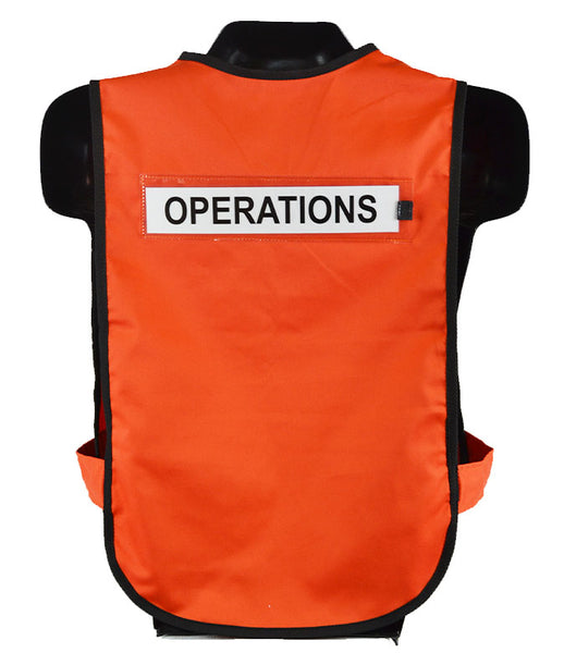 VEST1185.5 - ICS/ESS/Volunteer Identification Vest
