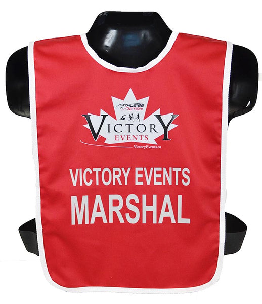 VEST1216  Volunteer/Special Events Vest (Pinny-Style)