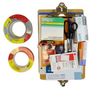 EKIT1476 - Standard Kit #2 (ESS Vests + Stationery)