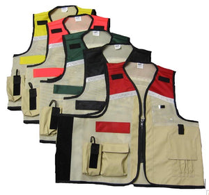 VEST1017.15 - HAZMAT Incident Identification Vest