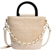 Crossbody Bucket Bag - DERNIER CRI