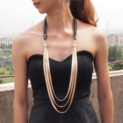 Bungonia Multi layers Necklace - DERNIER CRI