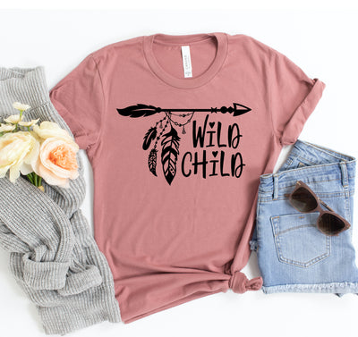 Wild Child T-shirt - DERNIER CRI