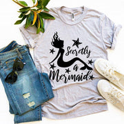 Secretly a Mermaid T-shirt - DERNIER CRI