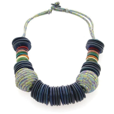 Isla Chunky Shell Necklace - DERNIER CRI