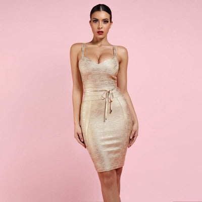 Merida Bandage Dress - DERNIER CRI