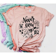 Never Grow Up T-Shirt - DERNIER CRI